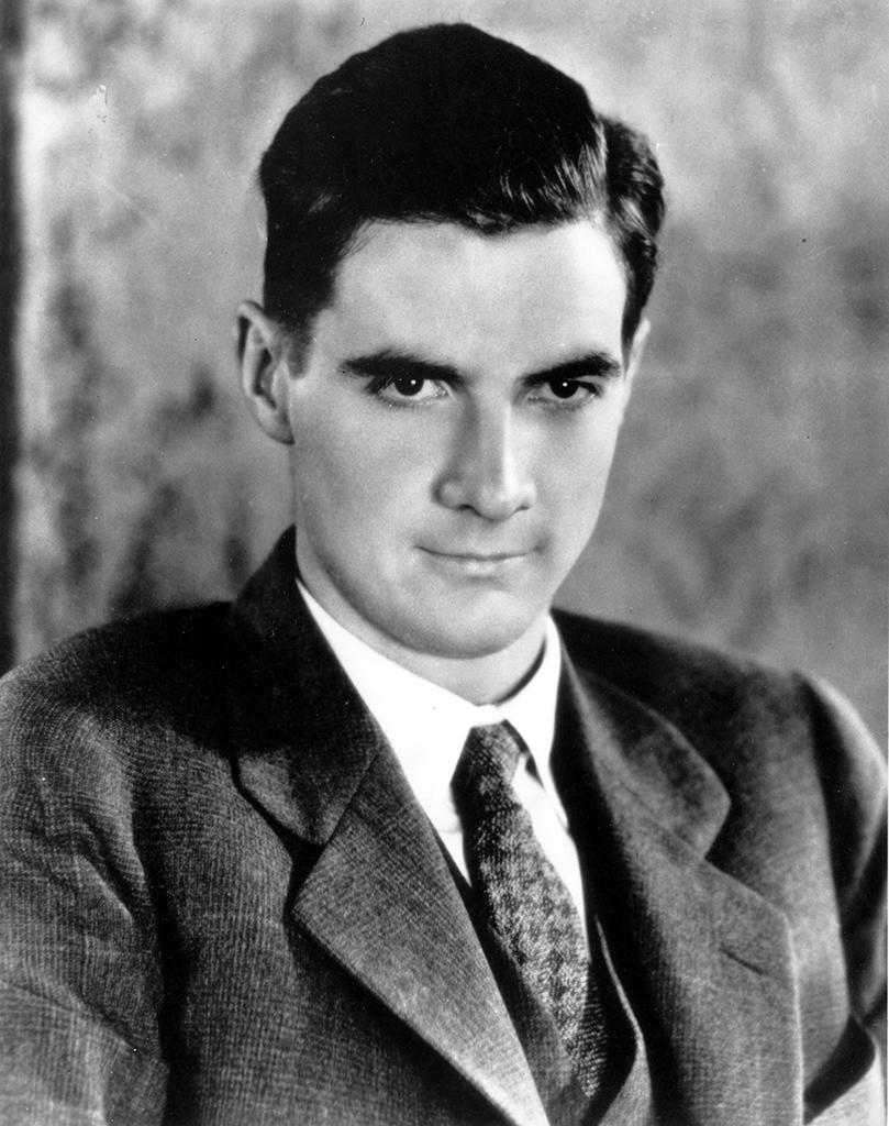 Howard Hughes in July 1938, long before his ghost descended upon the Pantages. (Photo: AP)
