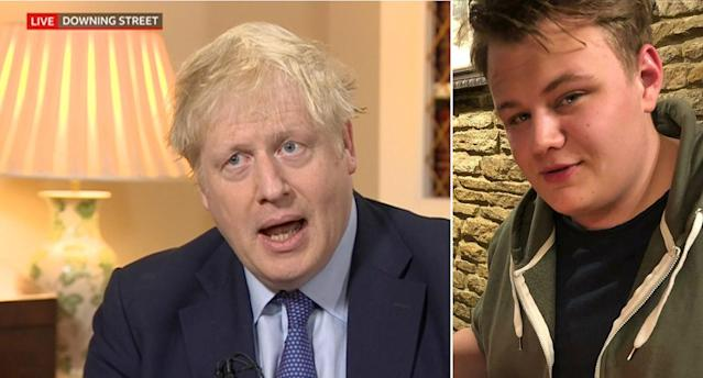 Boris Johnson has admitted the chances of Anne Sacoolas returning to the UK over Harry Dunn's death are low