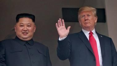 Trump's remarks come less than a fortnight after he had a historic meeting in Singapore with Kim Jong-un.
