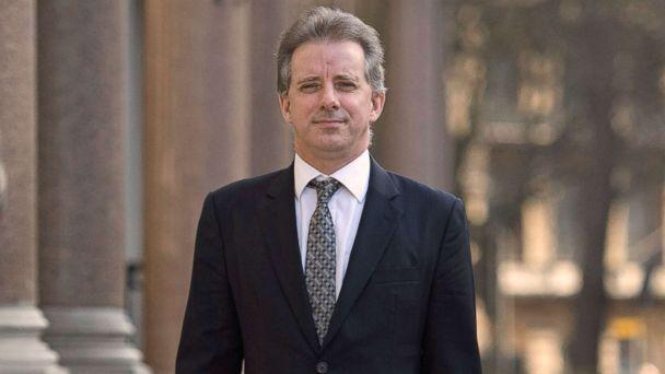 PHOTO: Christopher Steele, the former MI6 agent who set up Orbis Business Intelligence and compiled a dossier on Donald Trump, shown in London in this March 7, 2017 file photo.  (Victoria Jones/PA via AP/FILE)