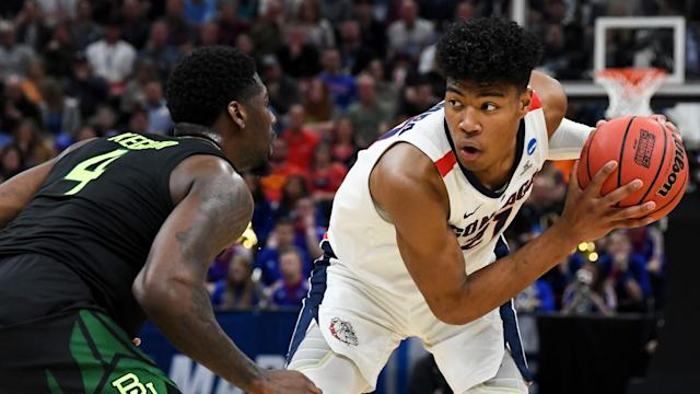 Rui Hachimura of Gonzaga could be there when the Wizards pick ninth overall. Here is analysis of how he would fit in D.C.