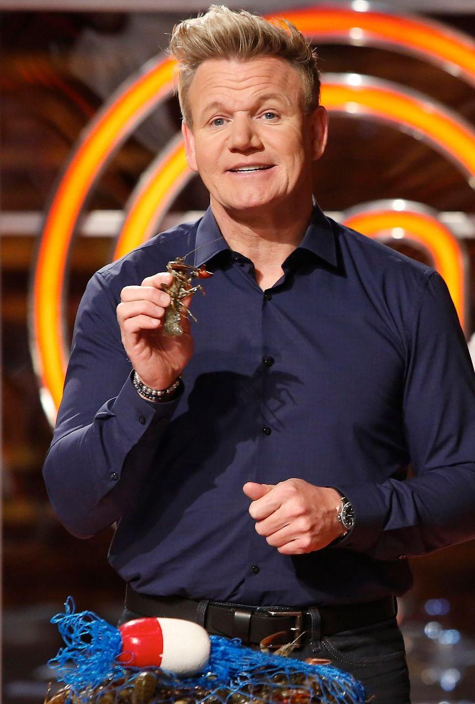 "<p>While you're on the show, production <a href=""https://tv.avclub.com/what-it-s-like-to-be-a-contestant-on-masterchef-1798282063"" rel=""nofollow noopener"" target=""_blank"" data-ylk=""slk:limits your contact with the outside world"" class=""link rapid-noclick-resp"">limits your contact with the outside world</a> as much as possible.</p>"