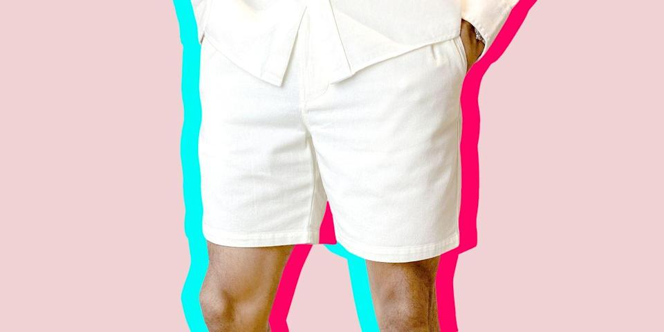 Let 5″ Inseam Tik Tok Be Your Bare-Thighed Guide to Shorts Shopping This Summer