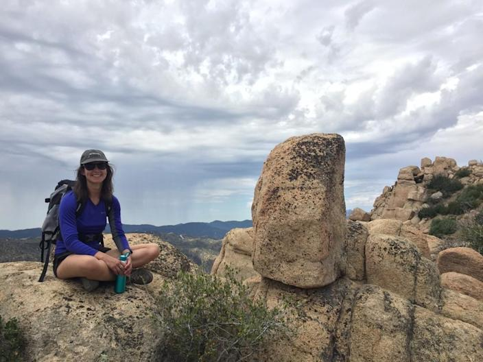 Precariously-balanced rocks are helping to improve earthquake hazard predictions