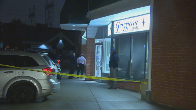 Man killed outside Vaughan social club was targeted, police believe