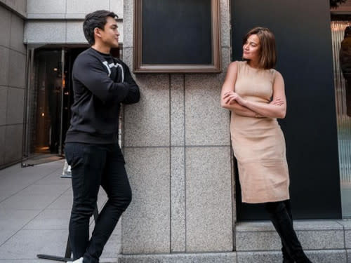 Bea Alonzo and her new 'love interest' Dominic Roque
