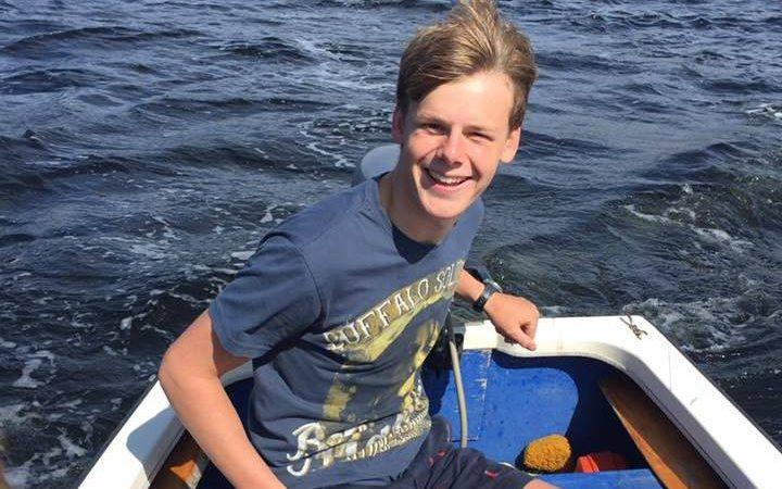 Harry Byatt, 19, died while snorkelling - Facebook