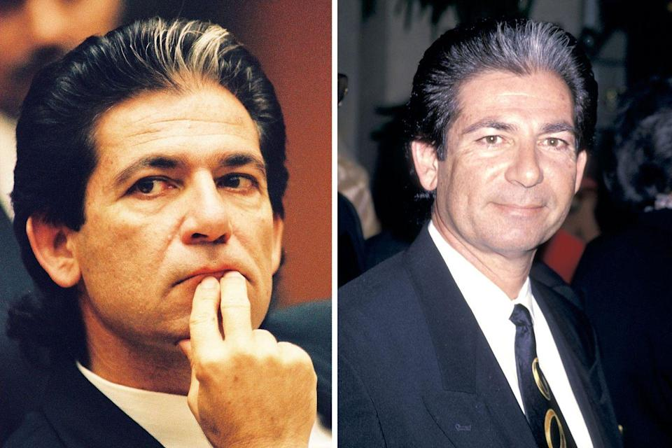 """<p>Robert Kardashian was one of Simpson's oldest friends—they met as students at USC, and Simpson served as best man at Kardashian's 1978 wedding to Kris Houghton (who, of course, later became Kris Jenner.) Kardashian was not a practicing lawyer when Simpson's trial began, but he reactivated his practice to join the defense team. He maintained serious doubts about Simpson's innocence, and the two stopped speaking after the trial. Kardashian died of esophageal cancer in 2003 at age 59. Since his death, Kardashian's ex-wife and his children, Kourtney, Kim, Khloe, and Rob, have become mega-celebrities thanks to their reality show """"Keeping Up With the Kardashians.""""</p>"""