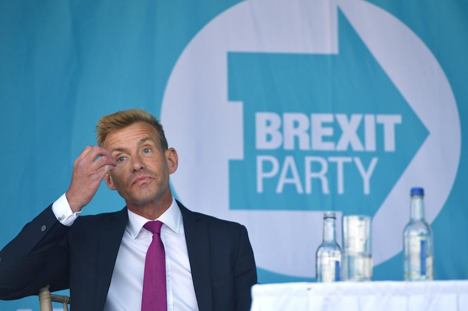 David Bull is unhappy about his European commute (Picture: Getty)