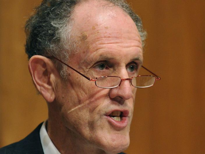 <p>Ted Kaufman made the remarks on BBC Radio 4's Today programme</p> (AFP via Getty Images)