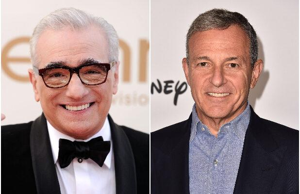 Disney CEO Bob Iger and Martin Scorsese to Meet Over Marvel Comments