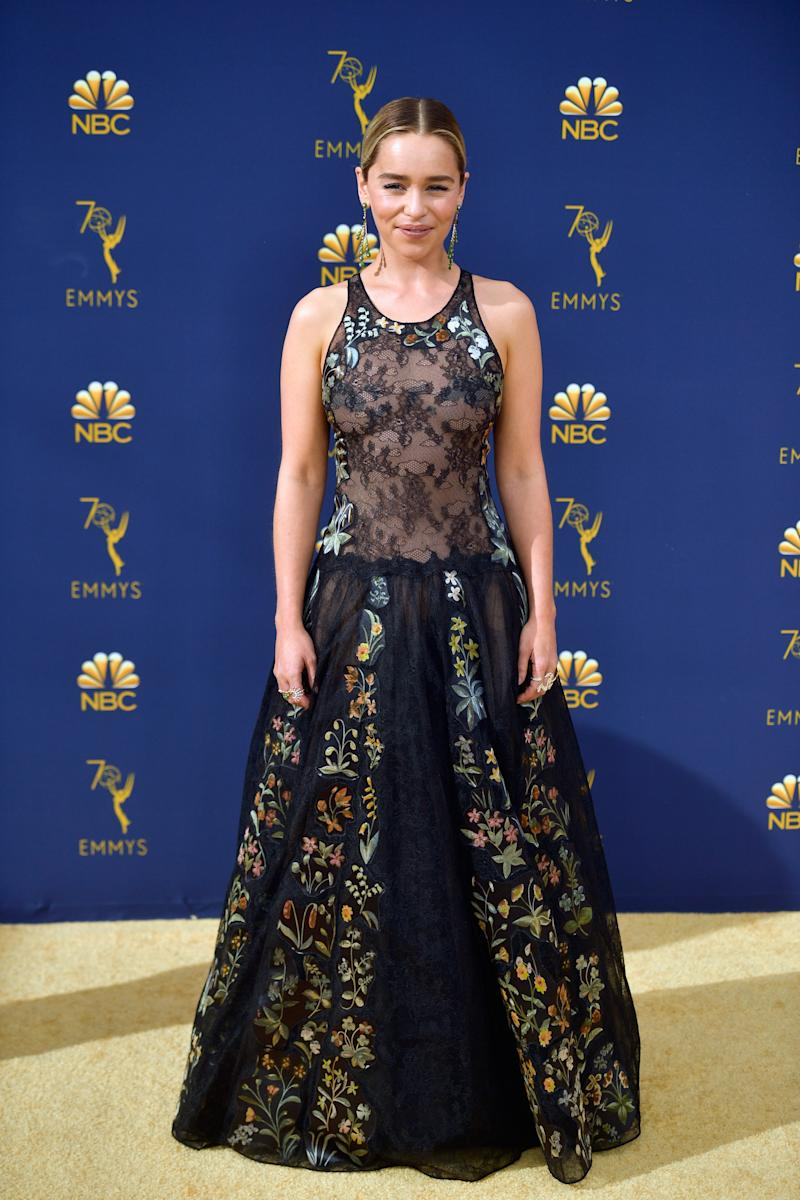 "Much like the most recent season of ""Game of Thrones,"" this dress can't decide what it's trying to do."