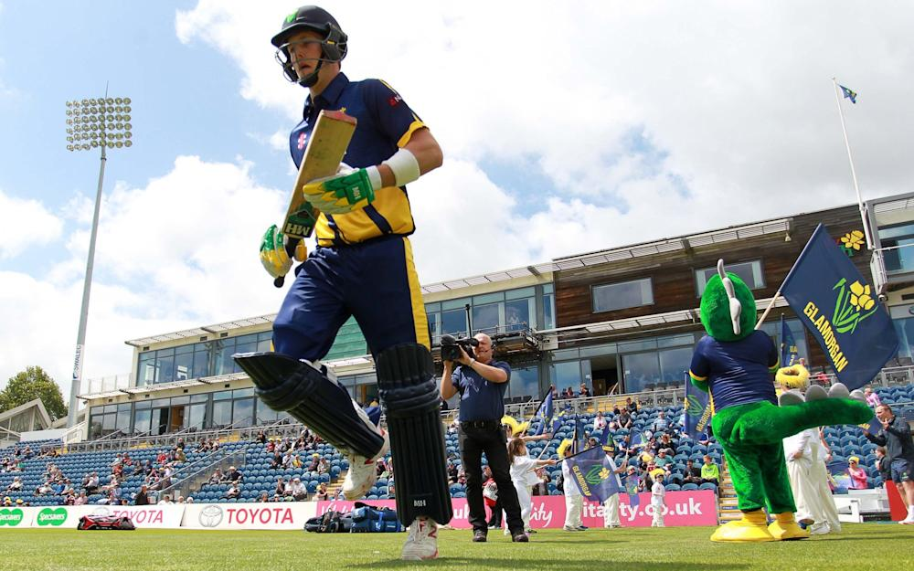 Glamorgan v Sussex in T20 could become a thing of the past