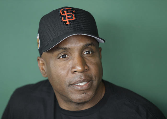 Barry Bonds is once again up for Hall of Fame induction. (AP Photo/Darron Cummings, file)