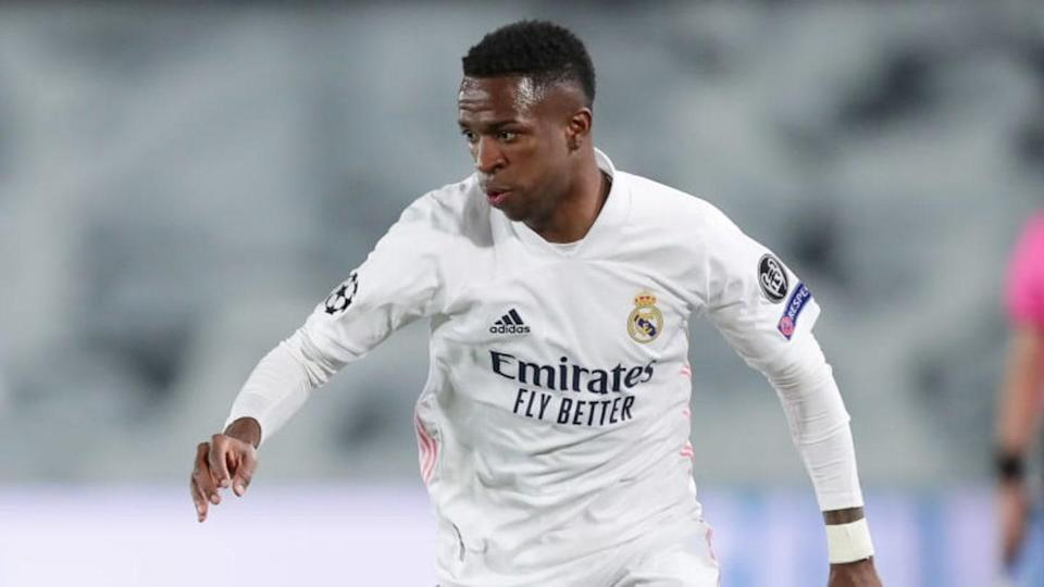 Vinicius, Real Madrid | Gonzalo Arroyo Moreno/Getty Images