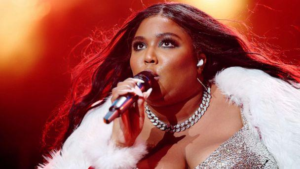 PHOTO: Lizzo performs onstage during a concert on Dec. 6, 2019, in Los Angeles. (Rich Fury/Getty Images, FILE)