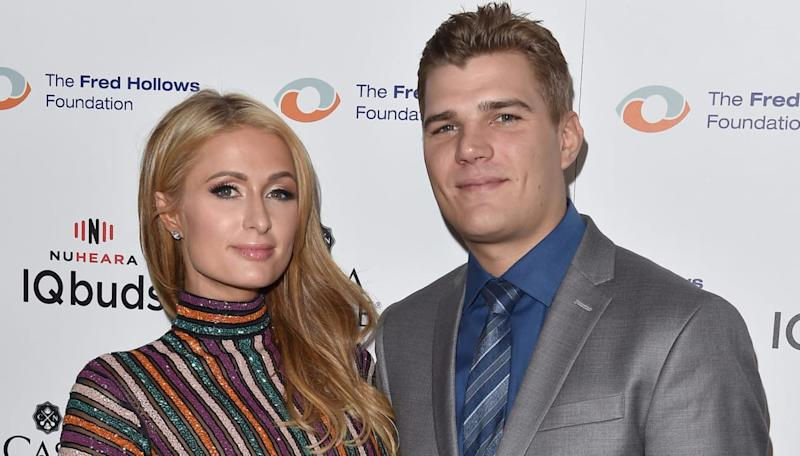 Paris Hilton Already Wins the Most Extra Marriage Proposal Award for 2018