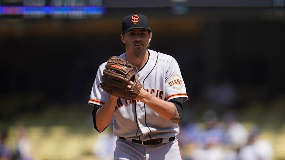 A resurgent Kevin Gausman of the Giants has been the most valuable pitcher in fantasy baseball over the first third of the 2021 season.