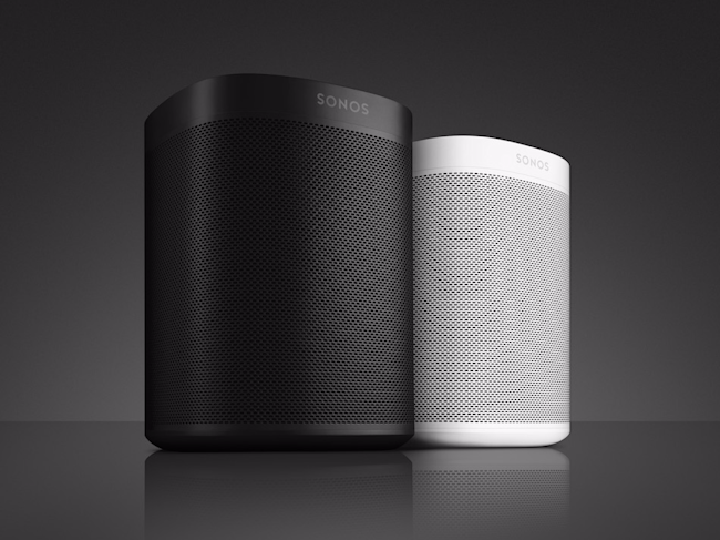 sonos just announced a new smart speaker the first to support multiple smart assistants. Black Bedroom Furniture Sets. Home Design Ideas