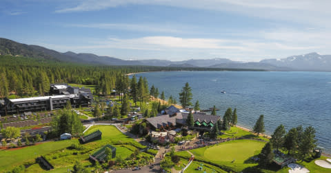 "Lodge at Edgewood Tahoe Designated ""No. 1 Resort Hotel in the U.S."" in Travel + Leisure Magazine's 2018 World's Best Awards"
