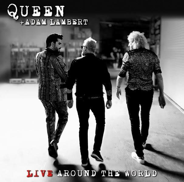Review: Live album shows why Lambert is perfect for Queen