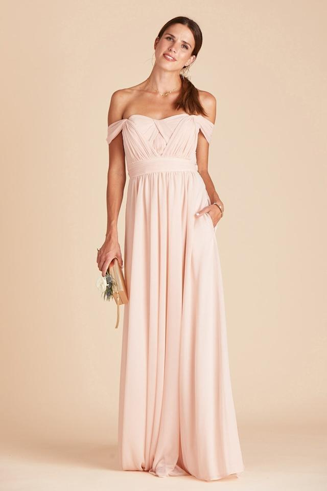 These $99 Bridesmaid Dresses Are Not Only