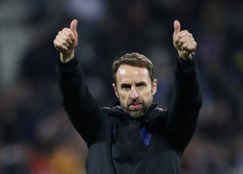 Taking pay cut to help FA a no-brainer, says England boss Southgate