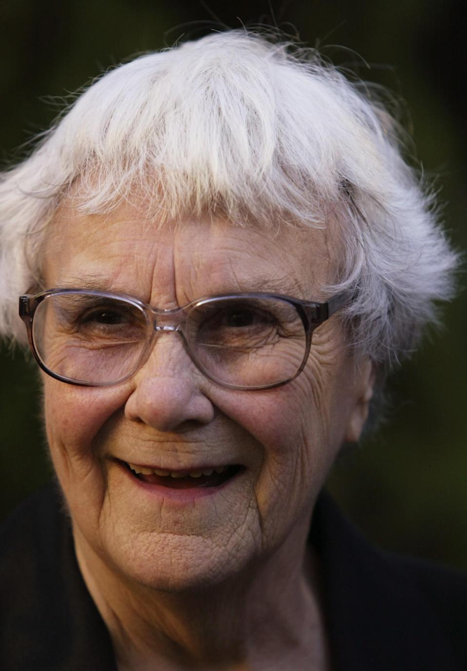 <p>American novelist Harper Lee died on Feb. 19, 2016 at 89. Photo from Getty Images </p>
