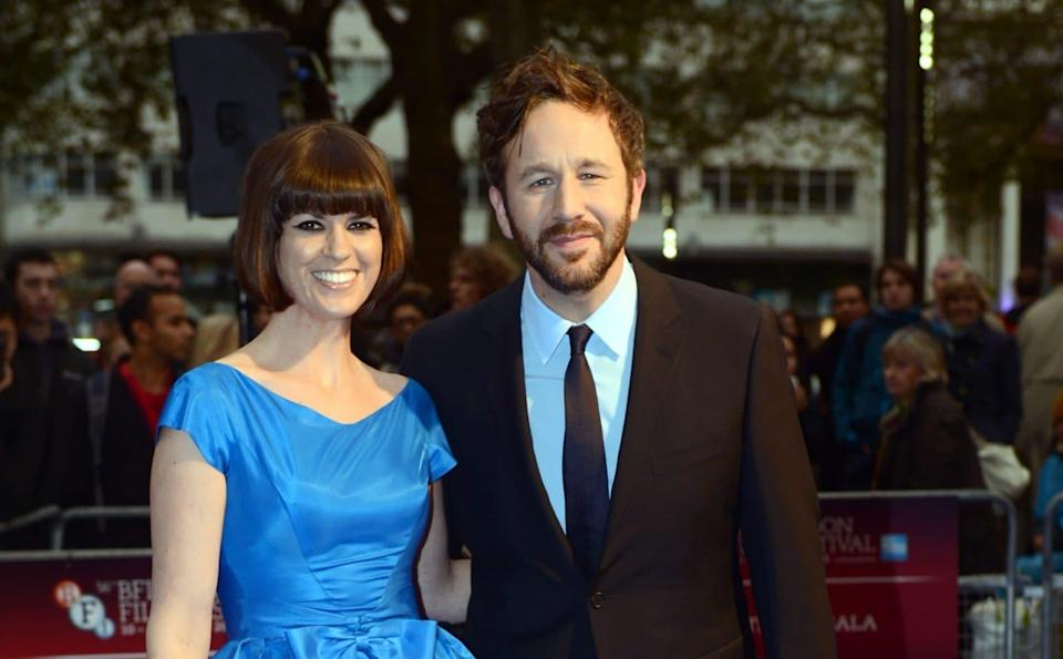 There are no set rules on meshing. Just ask Dawn Porter, who added the 'O' from Chris O'Dowd, her husband, to her surname to call herself Dawn O'Porter - Anthony Devlin/PA Wire