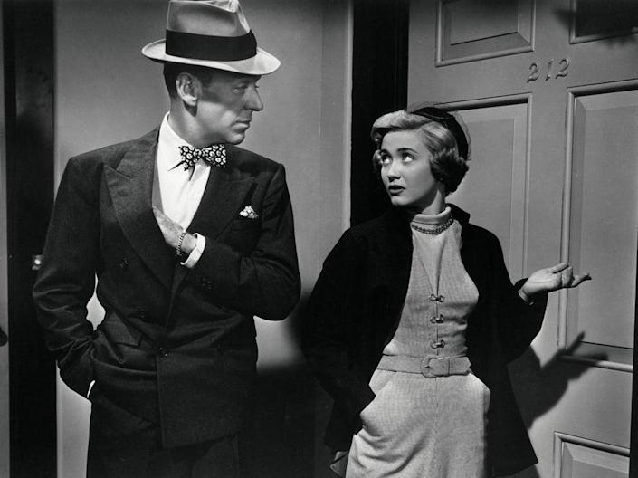 Jane Powell with Fred Astaire in 'Royal Wedding' (Mgm/Kobal/Shutterstock)