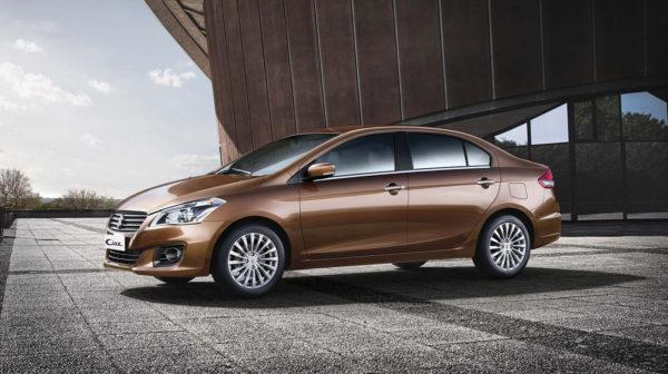 Cheapest Cars in the Philippines Under P1 Million - Suzuki Ciaz