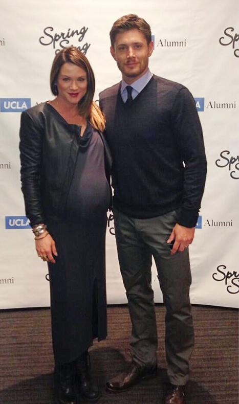 Jensen and Danneel at UCLA Spring Sing | Jensen Daily ...