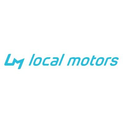 Local Motors Logo (PRNewsfoto/Local Motors)