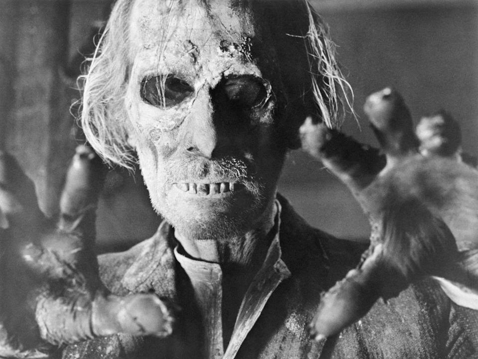 """<p>The <a href=""""https://www.popularmechanics.com/culture/g29995871/mythical-creatures/?slide=7"""" rel=""""nofollow noopener"""" target=""""_blank"""" data-ylk=""""slk:belief in zombies can be traced back to ancient Greece"""" class=""""link rapid-noclick-resp"""">belief in zombies can be traced back to ancient Greece</a>, when they buried their dead with stones on top of them so they couldn't return from the grave. Even today, some people <a href=""""https://www.cdc.gov/cpr/zombie/index.htm"""" rel=""""nofollow noopener"""" target=""""_blank"""" data-ylk=""""slk:prepare for the zombie apocalypse"""" class=""""link rapid-noclick-resp"""">prepare for the zombie apocalypse</a><em>—</em>just in case. </p>"""
