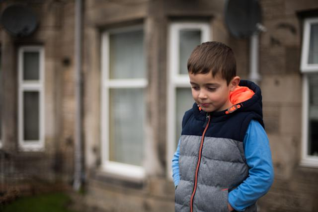 Almost half of children on the Isle of Sheppey are living in poverty. (Getty)