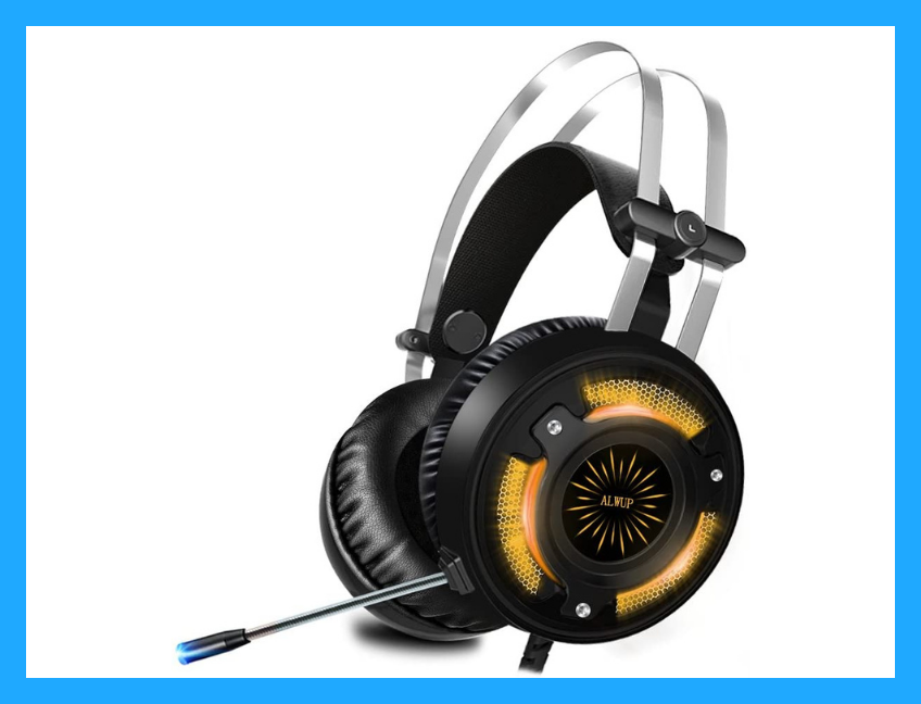 Save nearly 30 percent on this Alwup A6 Gaming Headset. (Photo: Amazon)