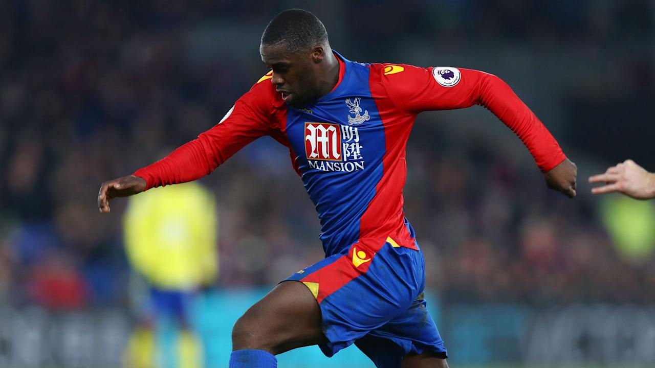 The 24-year-old says Palace were the better side in Saturday's encounter with Watford