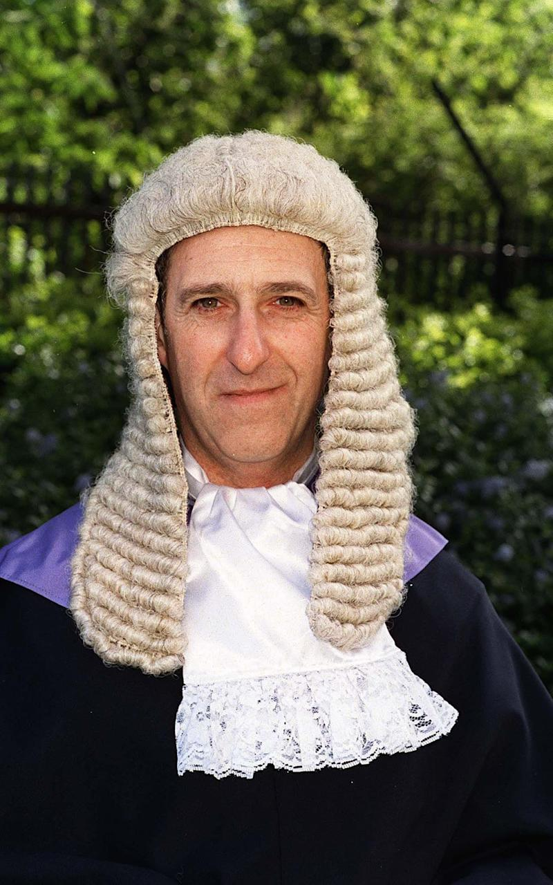 "Judge Zeidman QC told McCann: ""You have done the most terrible things"" - Credit: UPPA/Photoshot"