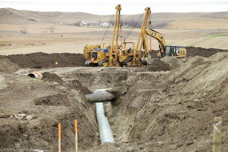 Judge orders monitoring, audit of Dakota Access pipeline