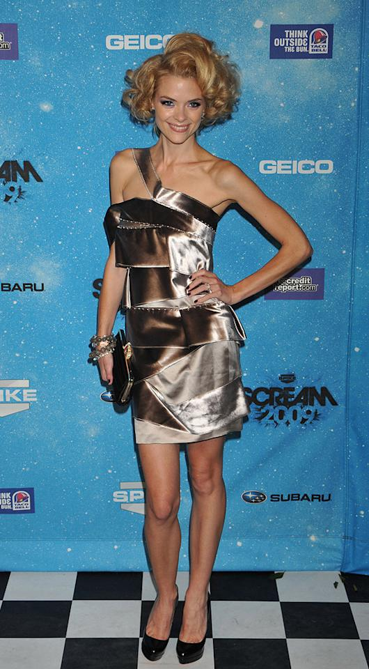 """<a href=""""http://movies.yahoo.com/movie/contributor/1809112849"""">Jamie King</a> at the 2009 Spike TV Scream Awards in Los Angeles - 10/17/2009"""