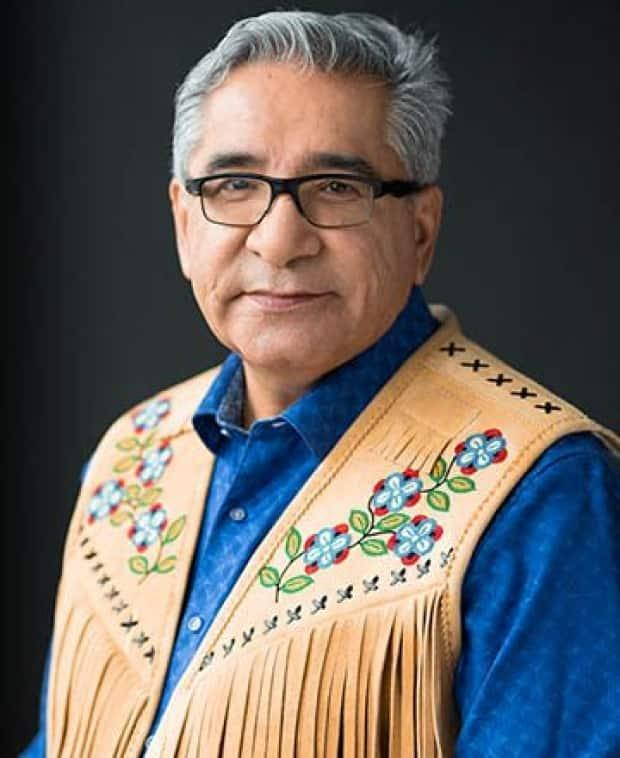Abel Bosum, who led the Quebec Cree Nation for the last four years as grand chief, ceded the race for a second term Thursday.  (Cree Nation Government - image credit)