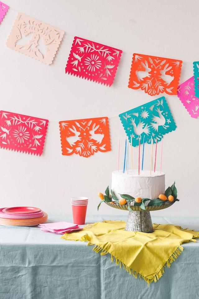 """<p>When the fifth of May rolls around, everyone knows what that means — it's Cinco de Mayo! While there's a misconception that Cinco de Mayo is Mexico's Independence Day, <a href=""""https://www.goodhousekeeping.com/holidays/a19853387/what-is-cinco-de-mayo/"""" target=""""_blank"""">that's not true</a>. The date actually commemorates the Battle of Puebla, when the Mexican army was victorious over the French Empire in 1862. Today, the day is widely accepted as a moment to celebrate Mexican culture. </p><p>If you're throwing a get-together to celebrate, here are all the different wall decorations, fun and <a href=""""https://www.goodhousekeeping.com/food-recipes/party-ideas/g31344562/cinco-de-mayo-desserts/"""" target=""""_blank"""">colorful desserts</a>, <a href=""""https://www.goodhousekeeping.com/food-recipes/g3674/best-mexican-recipes/"""" target=""""_blank"""">authentic Mexican dishes</a>, and other Cinco de Mayo party ideas that you need to try this year. And while you're at it, <a href=""""https://www.goodhousekeeping.com/holidays/a19853387/what-is-cinco-de-mayo/"""" target=""""_blank"""">brush up on your Cinco de Mayo history</a> and <a href=""""https://www.goodhousekeeping.com/holidays/g19854264/cinco-de-mayo-history/"""" target=""""_blank"""">quick Cinco de Mayo facts</a> to impress your friends and family.</p>"""