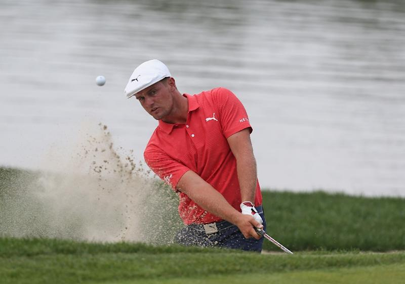 DeChambeau shoots 6-under 66 to lead European Open