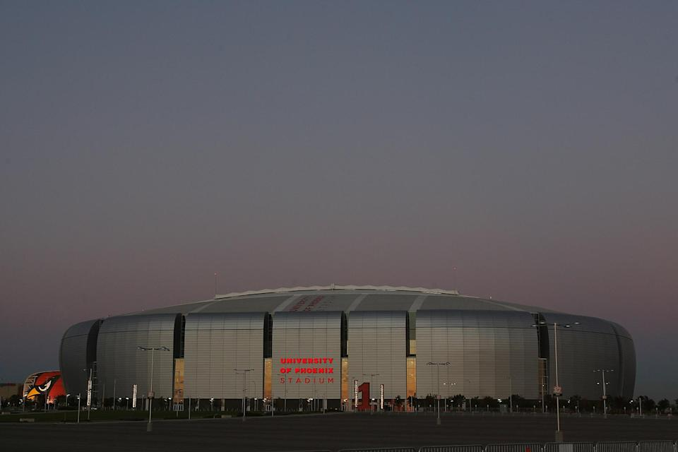 University of Phoenix Stadium marked the first time in decades the Cardinals had a stadium to call their own. (AP)