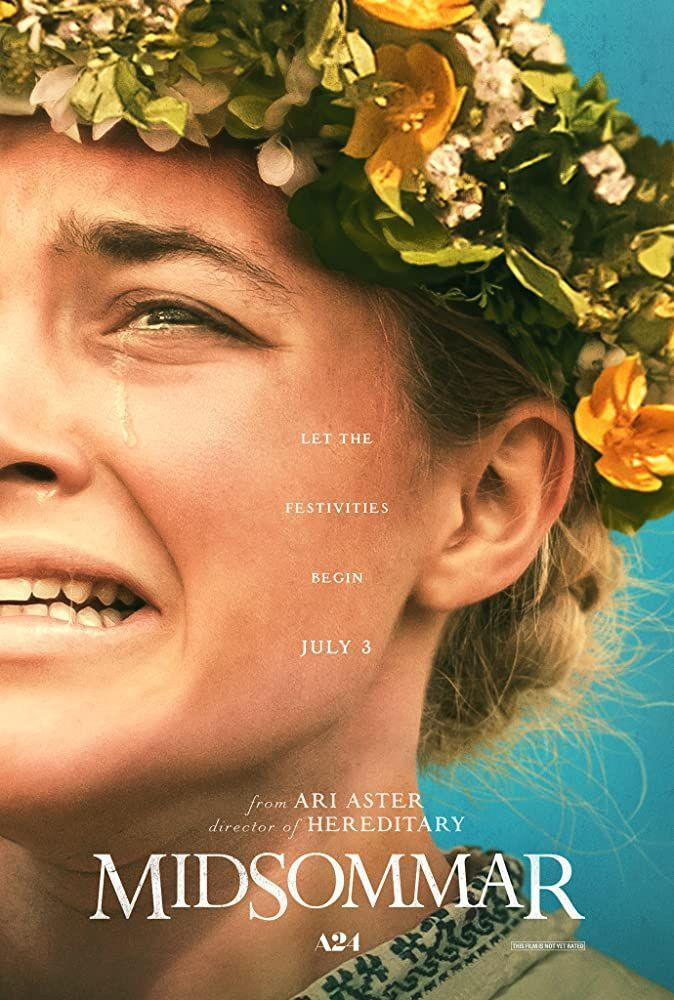 """<p>Take a break from all that dark fall gloom with a happy film about activities in the summertime. Don't read anything about it. Don't pay attention to the movie poster. Watch it and have some fun!</p><p><a class=""""link rapid-noclick-resp"""" href=""""https://www.amazon.com/Midsommar-4K-UHD-Florence-Pugh/dp/B07TN1HZW7/ref=sr_1_2?dchild=1&keywords=MIDSOMmar&qid=1603106502&sr=8-2&tag=syn-yahoo-20&ascsubtag=%5Bartid%7C2139.g.32998129%5Bsrc%7Cyahoo-us"""" rel=""""nofollow noopener"""" target=""""_blank"""" data-ylk=""""slk:WATCH HERE"""">WATCH HERE</a></p>"""