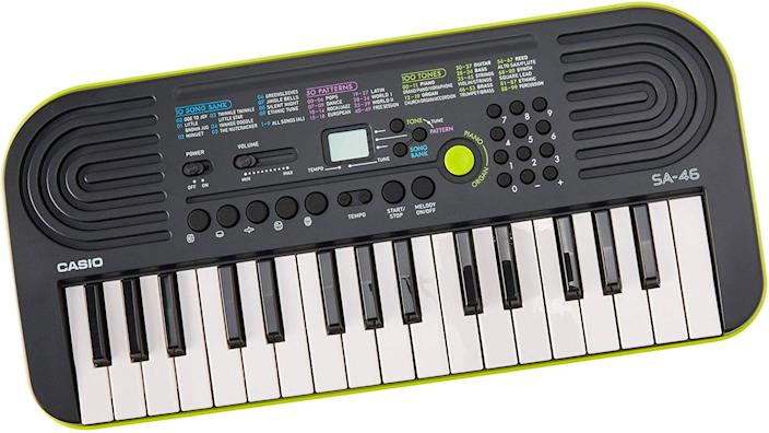 Best gifts for musicians: Casio SA-46 portable keyboard