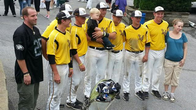 College Ball Team Rescues Seizing Toddler