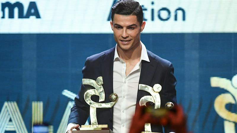 Juventus star Ronaldo named Serie A player of the year