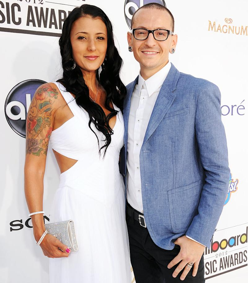 Chester Bennington's Wife Shares His Last Video: 'This Is What