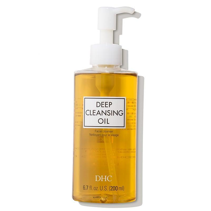 <p><span>DHC Deep Cleansing Oil</span> ($21, originally $28 (with code SHARETHELOVE))</p>